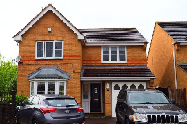 Thumbnail Detached house to rent in Riverstone Way, Northampton