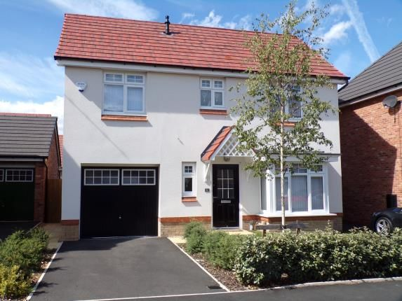 Thumbnail Detached house for sale in Queen Mary Way, Walton, Liverpool, Merseyside