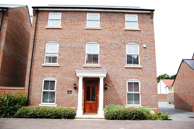 Thumbnail Detached house for sale in Carters Drive, Stansted