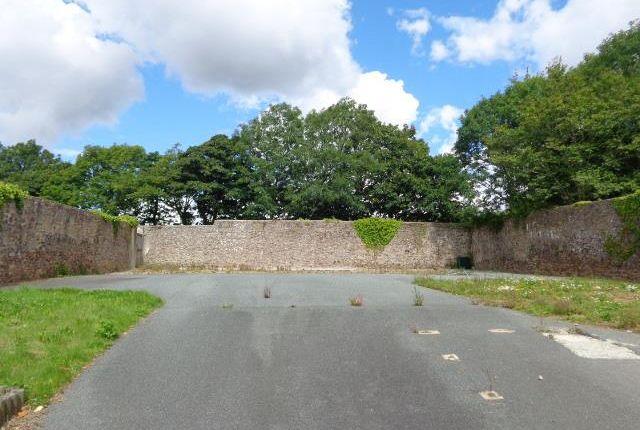 Outside of Scarrowscant Lane, Haverfordwest SA61