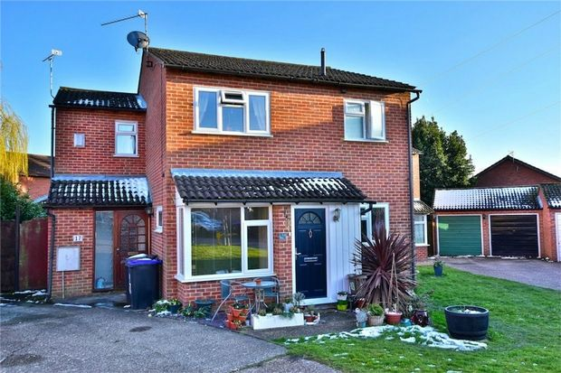 Thumbnail Semi-detached house to rent in 18 Rixon Close, George Green, Buckinghamshire
