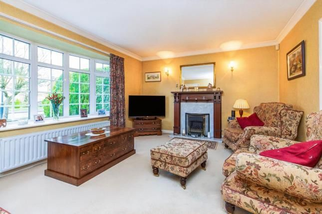 Living Room of Meadow Court, Scruton, North Yorkshire DL7