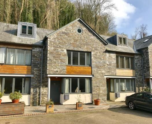 Thumbnail Terraced house for sale in Warfleet Creek Road, Dartmouth, Devon
