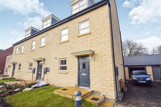 Thumbnail End terrace house for sale in Frances Brady Way, Hull, East Yorkshire