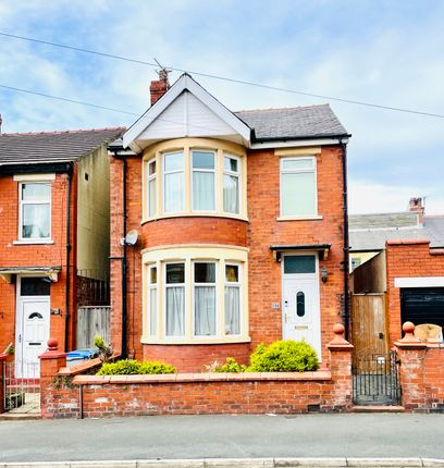 3 bed detached house for sale in Rose Avenue, Blackpool FY1