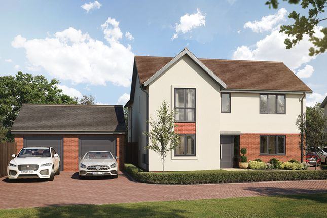 "Thumbnail Property for sale in ""Tertia"" at Blanchard Road, Tadpole Garden Village, Swindon"