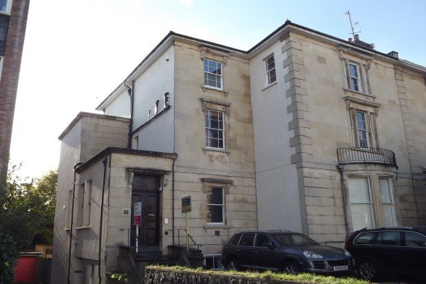Thumbnail Flat to rent in Redland Park, Bristol