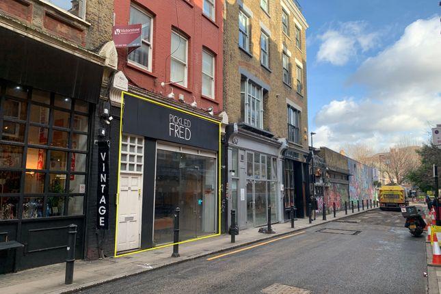 Hanbury Street, Spitalfields London E1, restaurant/cafe to let - 54153922    PrimeLocation