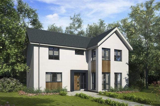 Thumbnail Detached house for sale in Plot 3, Glenwood Close, Cramlington, Tyne And Wear