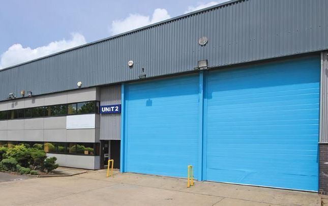 Thumbnail Light industrial to let in Unit 2 Heaton Court, Risley Road, Birchwood, Warrington