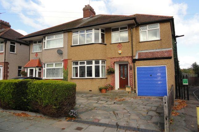 Thumbnail Semi-detached house for sale in Alderney Gardens, Northolt