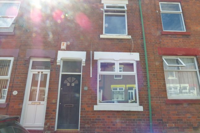 Thumbnail Terraced house to rent in Clare Street, Stoke-On-Trent