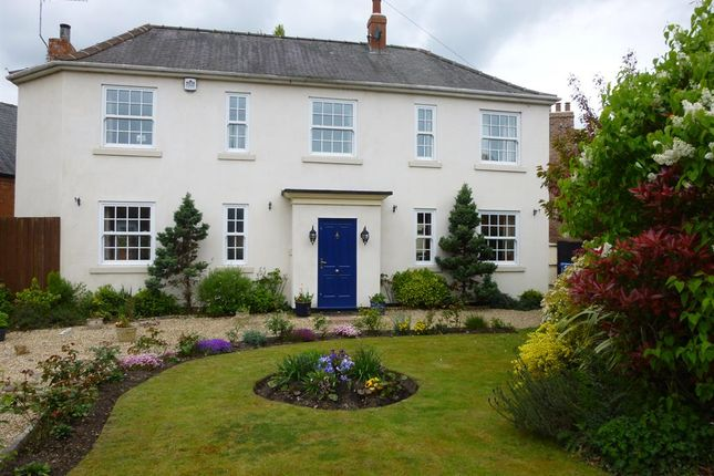 Thumbnail Detached house for sale in Great North Road, Ranskill, Retford