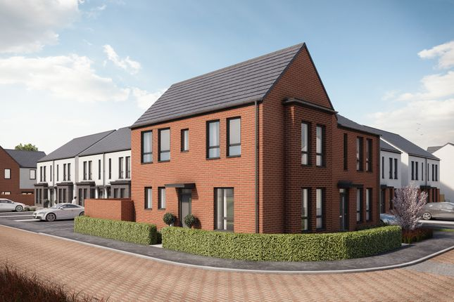 3 bedroom semi-detached house for sale in The Wharf, Charlotte Green, Newport