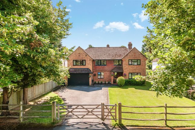 Thumbnail Detached house for sale in Limes Avenue, Horley, Surrey
