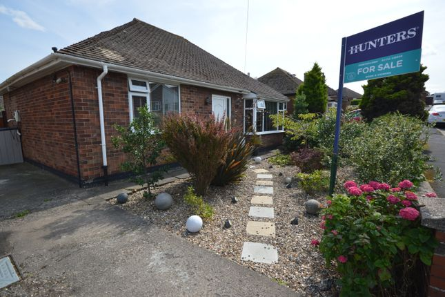 Thumbnail Bungalow for sale in Wrangham Drive, Hunmanby, Filey