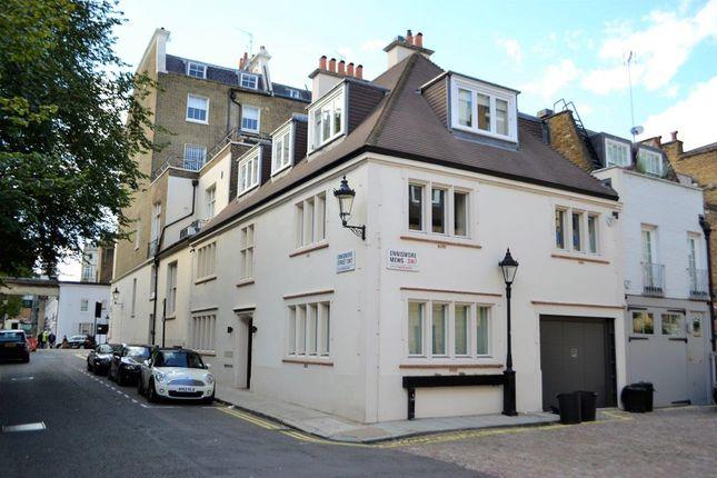 Thumbnail End terrace house to rent in Ennismore Street, Knightsbridge