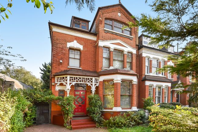 Thumbnail Semi-detached house for sale in Muswell Hill Road, London