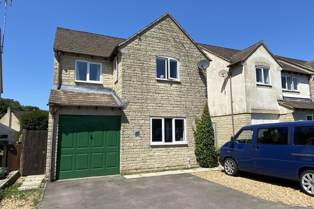 Thumbnail Detached house for sale in Tanglewood Way, Chalford, Stroud