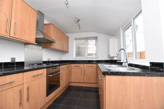 Kitchen of Clinton Avenue, Lipson, Plymouth PL4