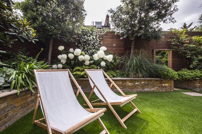 Garden of Bedford Row, London SE1