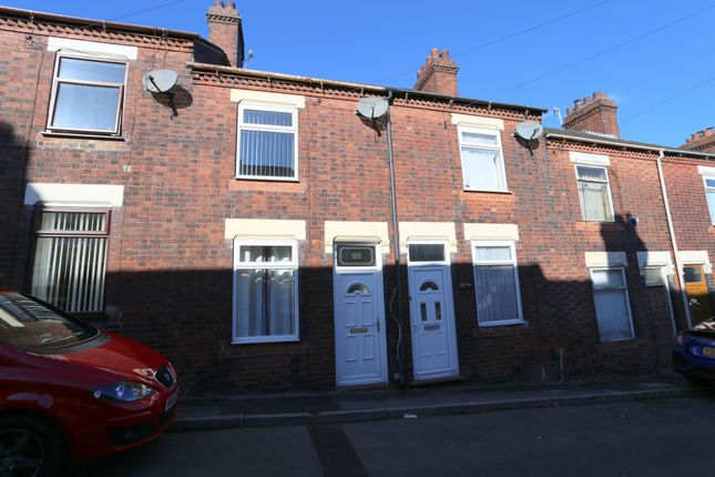 2 bed terraced house to rent in Jervison Street, Adderley Green ST3