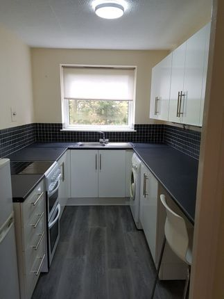 Thumbnail Flat to rent in The Cedars, Burghley Close SG2, Stevenage, Herts