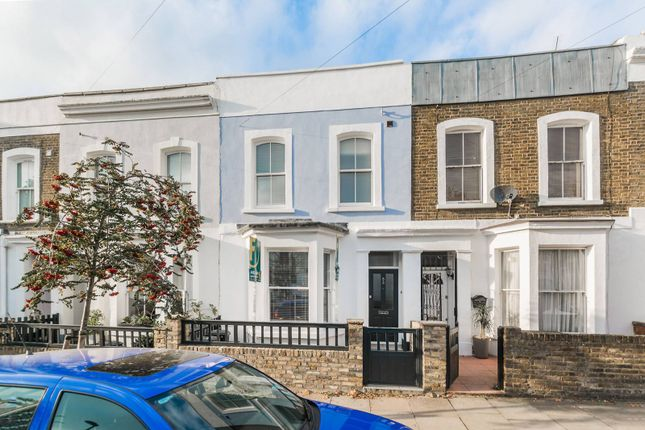 Thumbnail Terraced house to rent in Landseer Road, Holloway