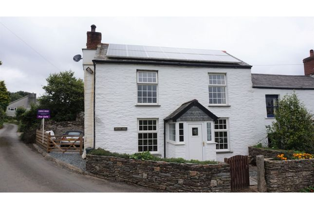 Thumbnail Semi-detached house for sale in Latchley, Gunnislake