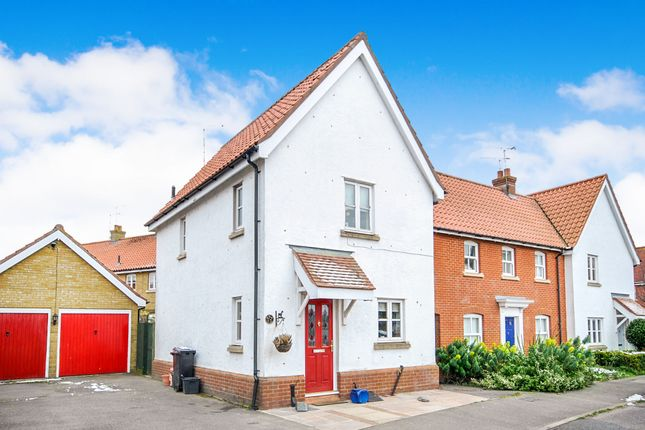 Thumbnail End terrace house for sale in Hall Road, Heybridge, Maldon