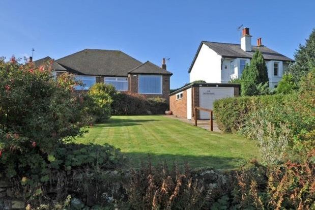 Thumbnail Semi-detached bungalow to rent in Lang Lane South, West Kirby, Wirral