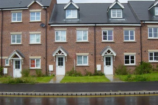 Thumbnail Terraced house to rent in Bilton Road, Rugby