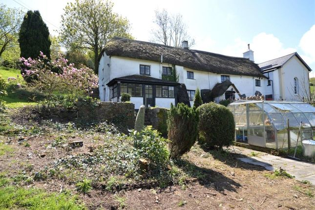 Thumbnail Semi-detached house for sale in Coombe Lane, Bovey Tracey, Newton Abbot, Devon