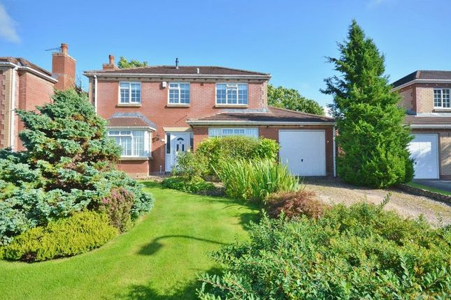 3 bed detached house for sale in Moorlands Drive, Stainburn, Workington