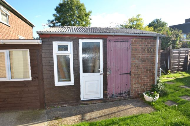 Brick Built Shed of Alamein Road, Swanscombe DA10
