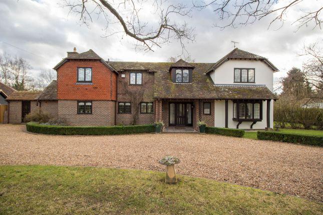 Thumbnail Detached house for sale in Evendons Lane, Wokingham
