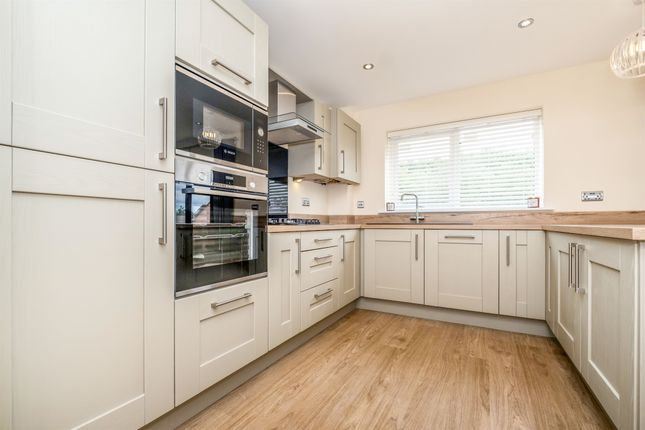 Thumbnail Detached house for sale in Lichfield Road, Coleshill, Birmingham