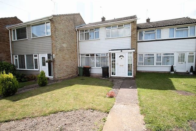 Thumbnail Terraced house for sale in Lancotbury Close, Totternhoe, Bedfordshire