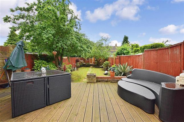 Thumbnail Semi-detached house for sale in Bateman Road, Chingford, London