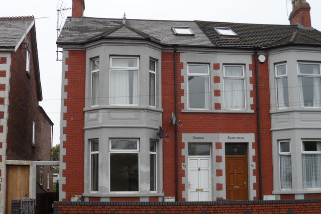 Thumbnail Flat to rent in Cowbridge Road, Bridgend