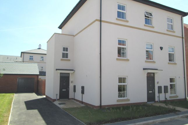 Thumbnail Semi-detached house for sale in Parkers Fold, Pontefract