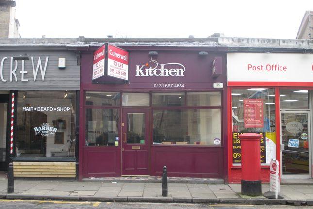 Thumbnail Restaurant/cafe to let in Salisbury Place, Edinburgh