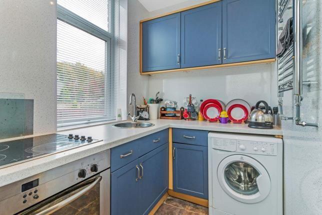 Kitchen of Dean Road, Kilbirnie, North Ayrshire KA25