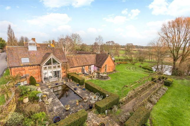 Thumbnail Detached house for sale in Bushley, Tewkesbury, Gloucestershire
