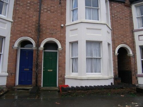 Thumbnail Terraced house to rent in Plymouth Place, Leamington Spa