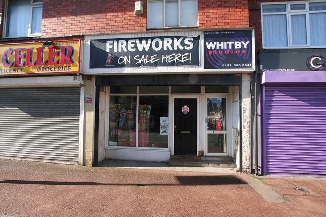 Thumbnail Retail premises to let in Whitby Road, Ellesmere Port, Cheshire.