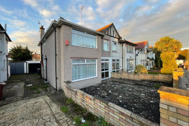 4 bed semi-detached house for sale in The Highlands, Burnt Oak, Edgware HA8