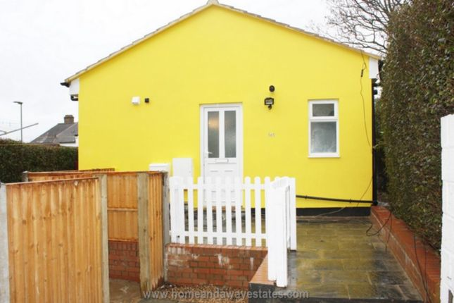 Thumbnail Bungalow for sale in Nicoll Place, London