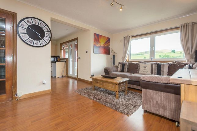 Thumbnail Flat for sale in Summerfield, Earlston