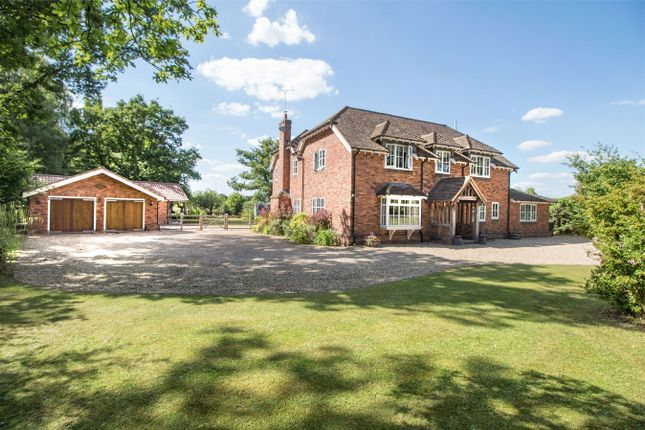 Thumbnail Detached house for sale in Bagwell Lane, Winchfield, Hook